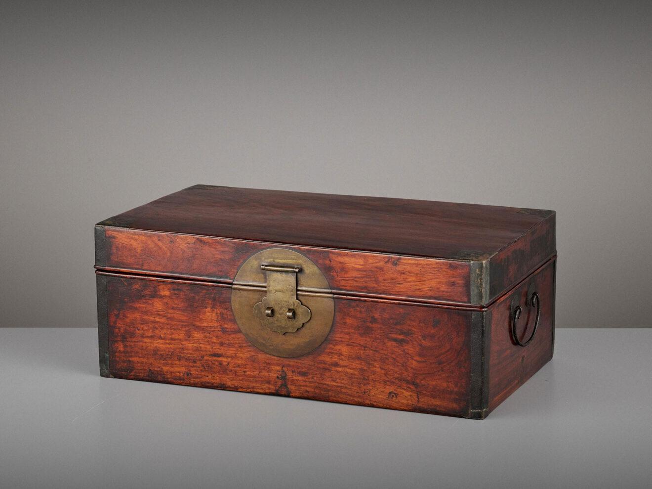 Huanghuali Document Box-Xiang (1)