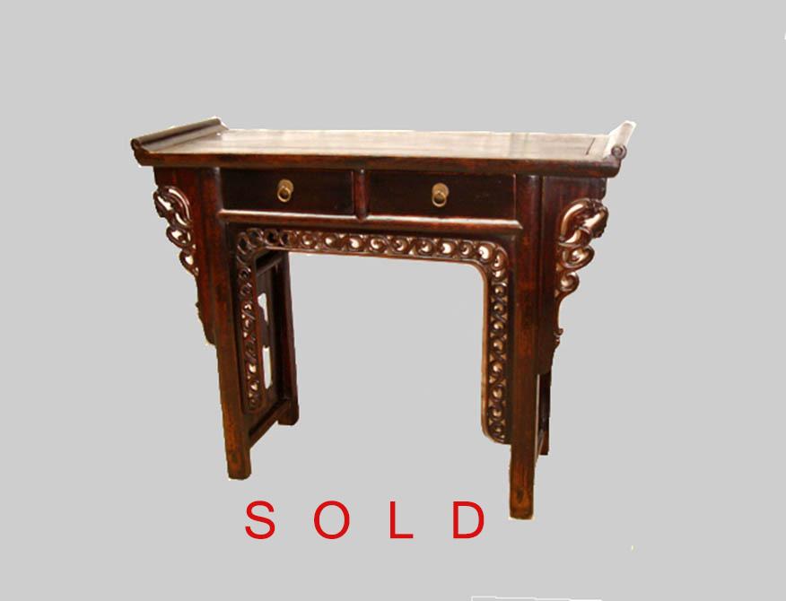 18-th-century-altar-tabel-China