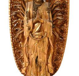 Giltwood Thousand – Hand Japanese Buddha, 18TH Century