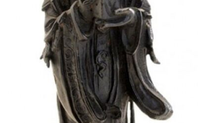 Ming Dynasty Bronze Empress