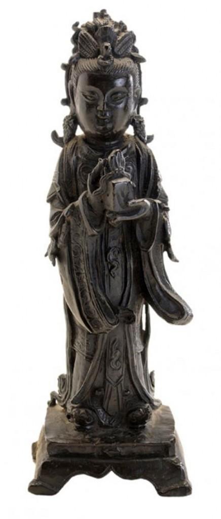 Ming Dynasty Bronze Empress