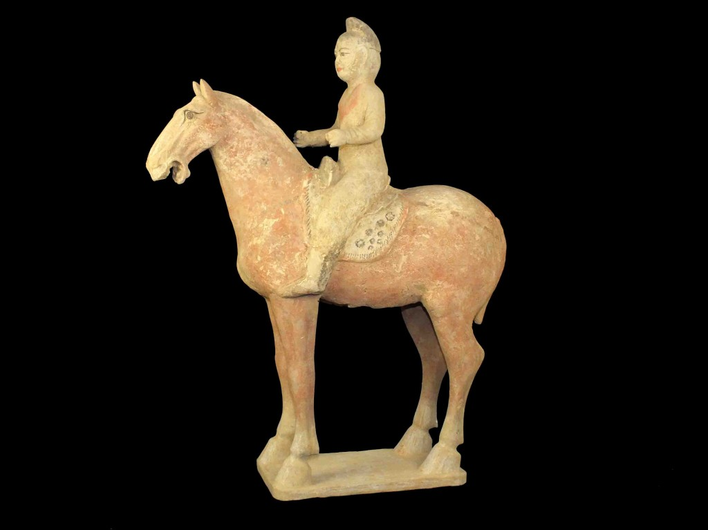 Horse and Rider Tang