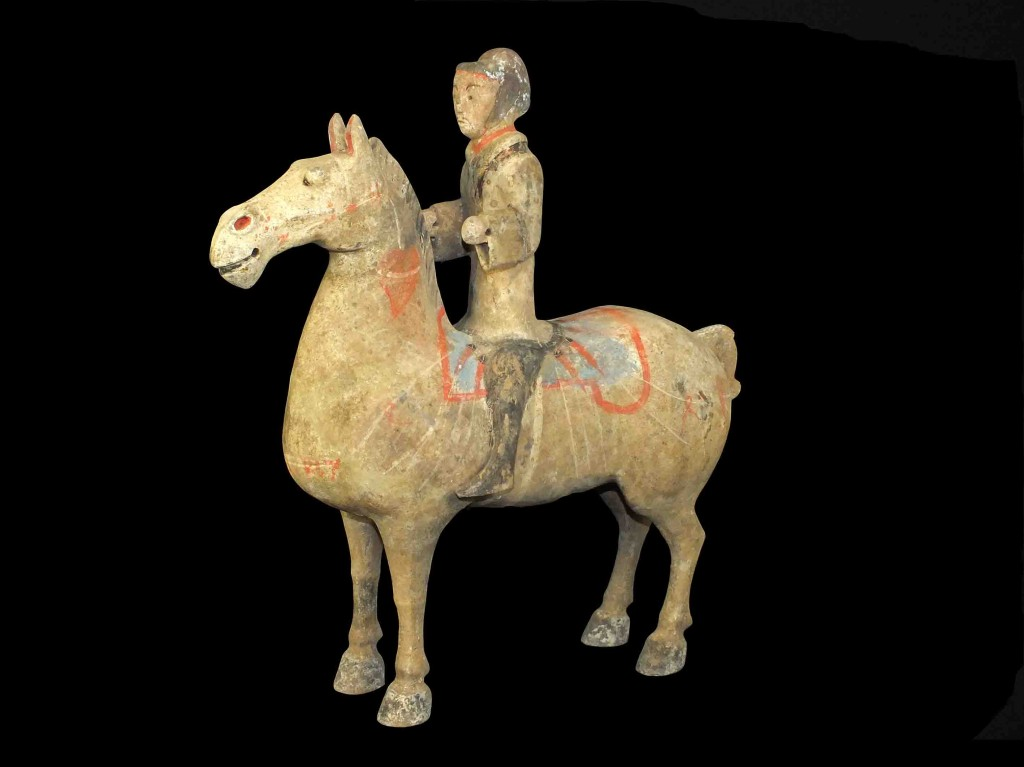Horse with Rider