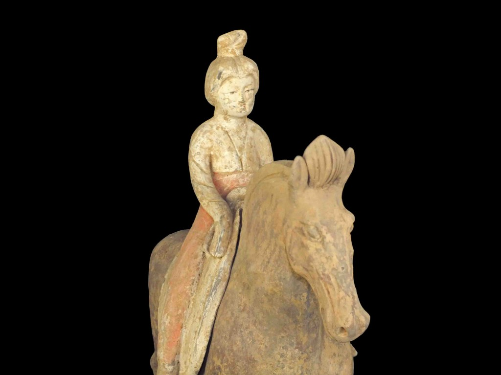 Tang  Horse with Female Rider