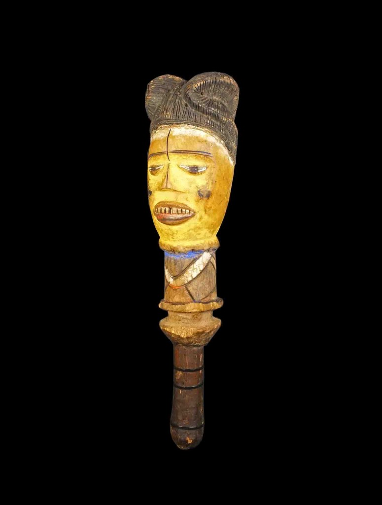 Kuyu Wood Headdress