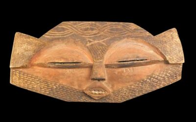 Large Eastern Pende Mask