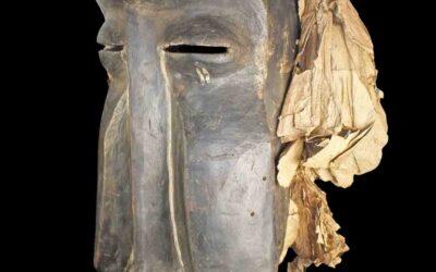 Large Pende Mask