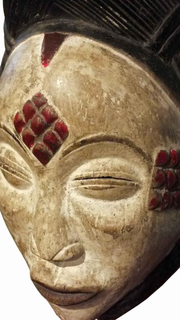 Punu Mask Gabon