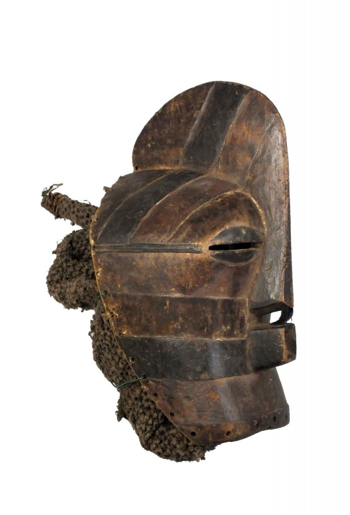 Unusually Interesting Songye Mask