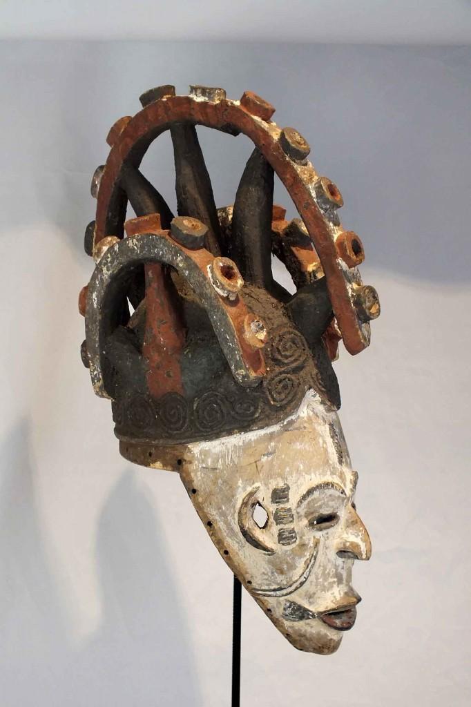 Fine Igbo Mask