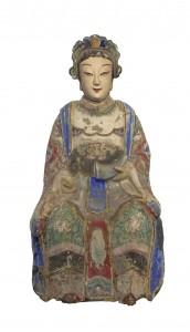 Large Chinese Goddess Mazu