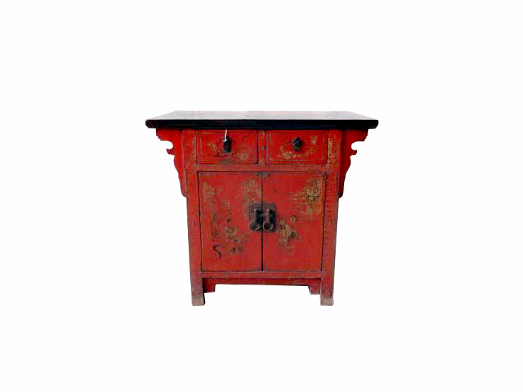 Two Drawers Altar Coffer Menhuchu