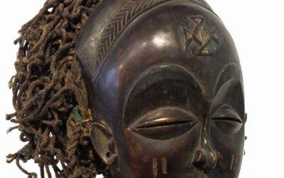 Fine Chokwe Mask