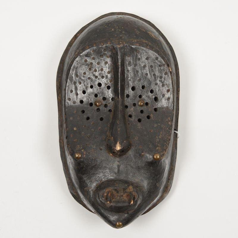 Extremely Rare Chokwe Mask