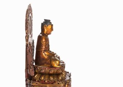 Important Large Chinese Buddha (10)