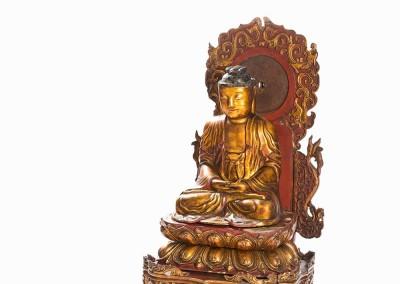 Important Large Chinese Buddha (2)