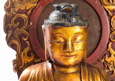 Important Large Chinese Buddha (3)