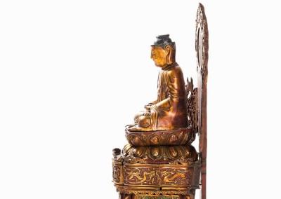 Important Large Chinese Buddha (8)