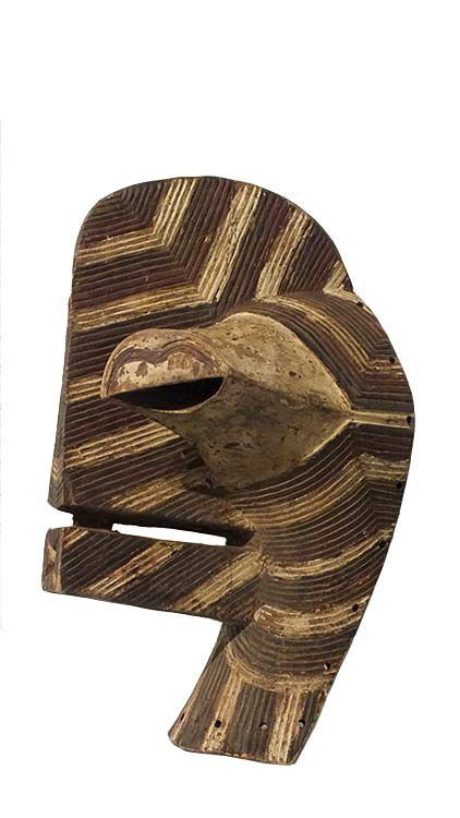 Large Songe Kifebwe Mask