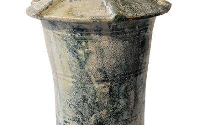 Han Dynasty Granary Jar
