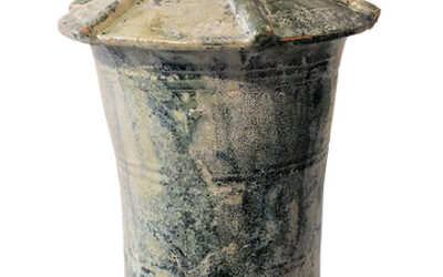 Han Dynasty Granary Jar