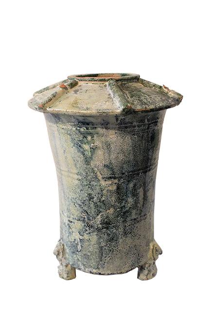 Han-Dynasty-Granary-Jar