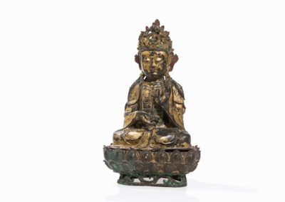 Large Gilded Guanyin Ming (1)