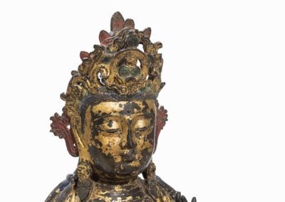 Large Gilded Guanyin Ming (11)