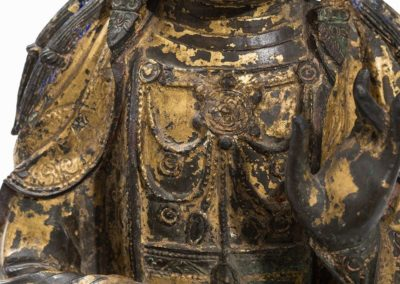 Large Gilded Guanyin Ming (13)