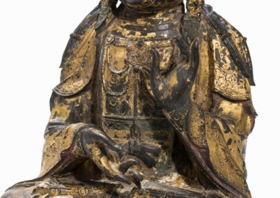 Large Gilded Guanyin Ming (14)