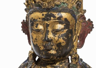 Large Gilded Guanyin Ming (15)
