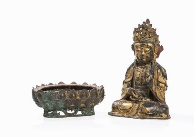 Large Gilded Guanyin Ming (2)