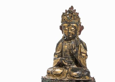Large Gilded Guanyin Ming (3)
