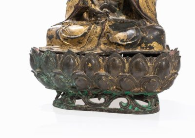 Large Gilded Guanyin Ming (4)