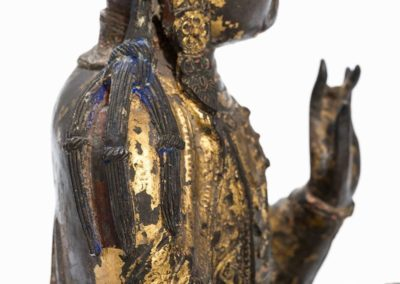 Large Gilded Guanyin Ming (6)
