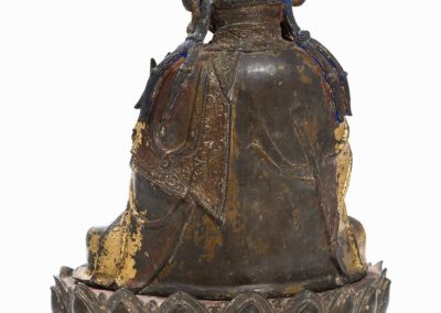 Large Gilded Guanyin Ming (8)