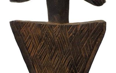 Luba Hemba Ceremonial Scepter