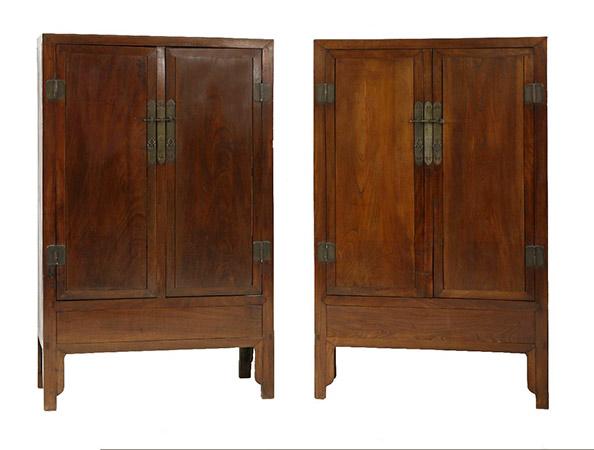 Square Corner Cabinets