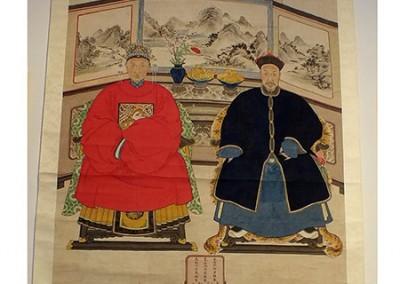 Chinese Ancestor Portrait (1)