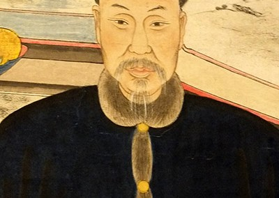 Chinese Ancestor Portrait (6)