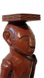 Fine King Figure Kuba