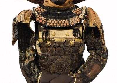 IMPORTANT SAMURAI ARMOR (1)