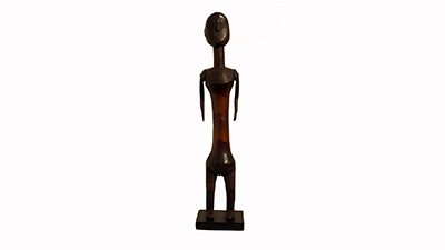 Rare Nyamezi Figure