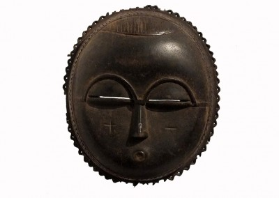 Sun Baule Mask.