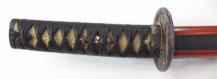 FINE WAKIZASHI SWORD (1)