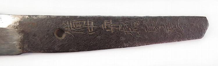 FINE WAKIZASHI SWORD (11)