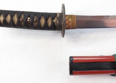 FINE WAKIZASHI SWORD (6)