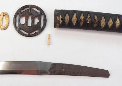 FINE WAKIZASHI SWORD (8)