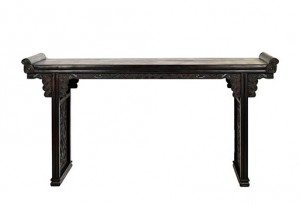 MASSIVE ZITAN ALTAR TABLE