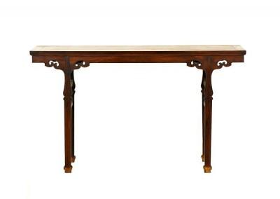 RARE HUANGHUALI WINE TABLE (1)